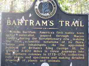 The USDA reps Bartram