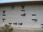 A closer look at a mausoleum