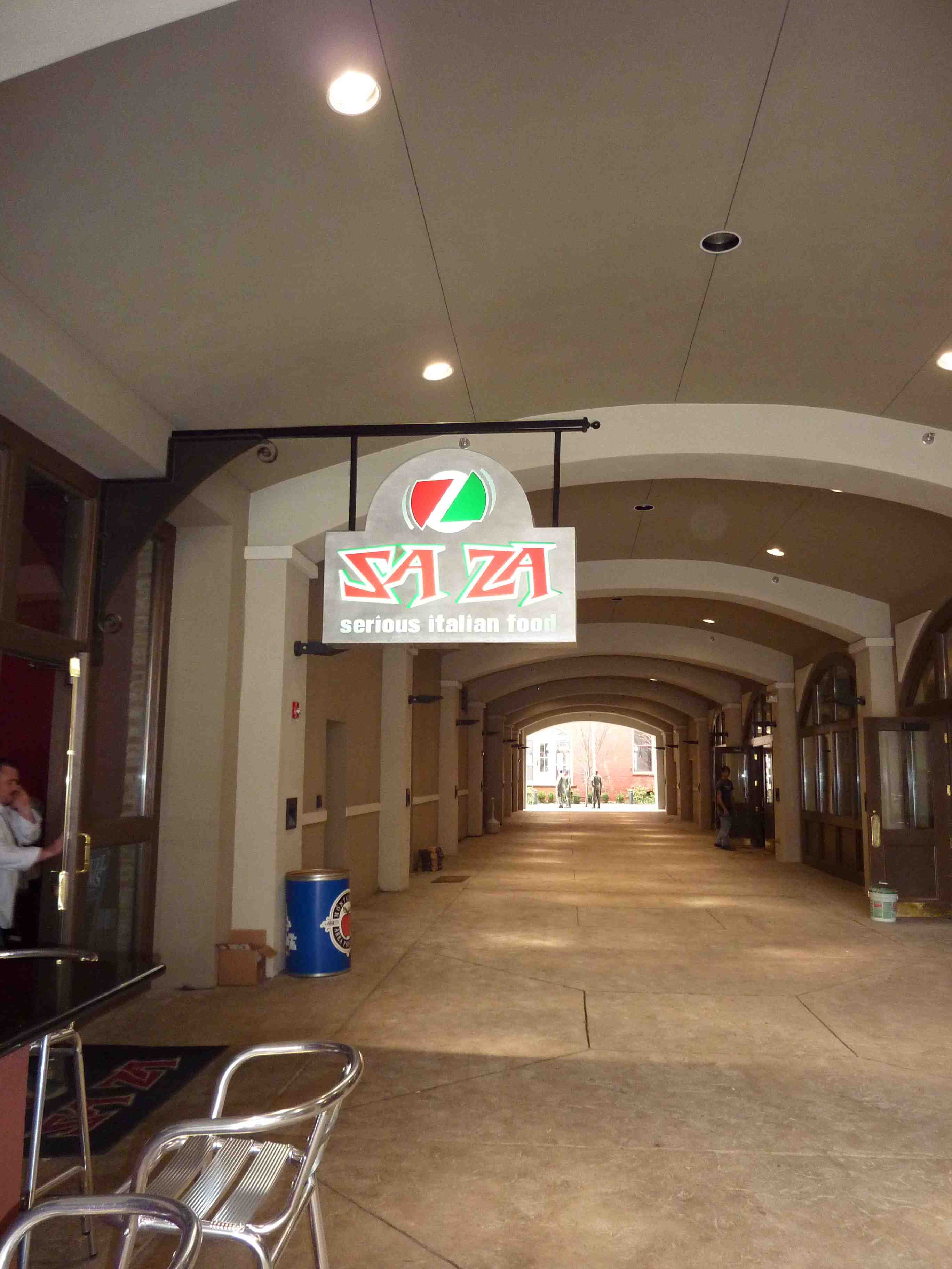 Sa Za – Serious Italian Food | Lost in Montgomery