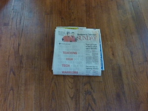 The Sunday Montgomery Advertiser
