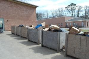 McInnis Recycling.